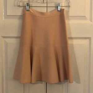 BCBG Pale pink skirt